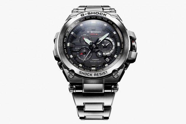 Nouvelle gamme G-Shock... en métal B47c54caa50372192a8fedf3a41c7a0d