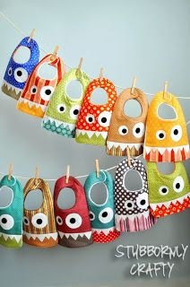 Infant Monster Bibs~ Cad67ceb7eaf192608cbef419ccfaea7