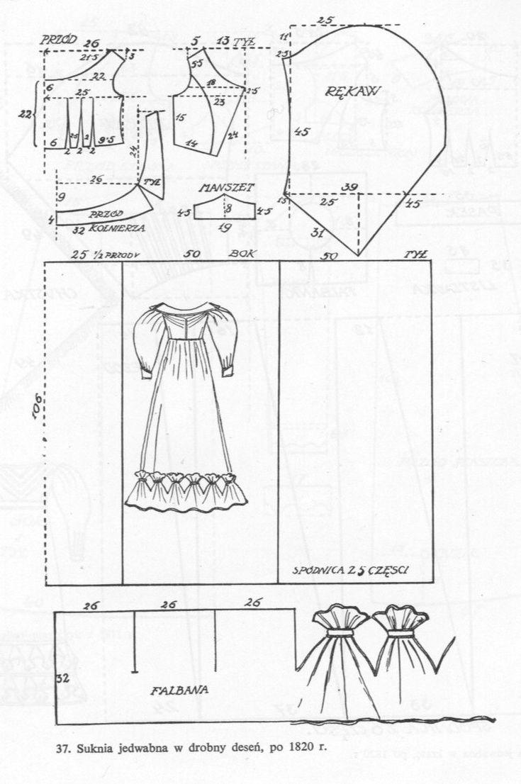 [XIX Romantique 1820] une robe E31c3b5b8b1b409b0865322639f76407