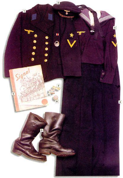 Los uniformes de la Segunda Guerra Mundial E783d58b4698c9f1a4b7d74a8b6a0689