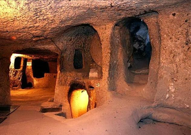 Huge Underground City Discovered In Turkey  F97f84af438502f61eb7644f64c04c9e
