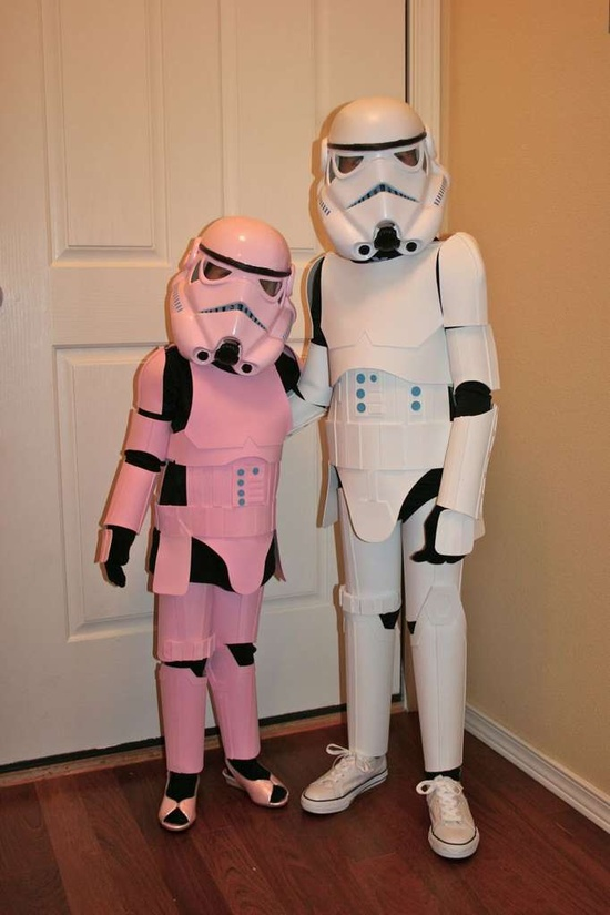 Has any one made a Storm troopers cosplay  before? 225b4e921423f7266f19da3d5fe9a222