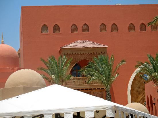 Egypt Tourism's Photos Makadi-palace-lobby-building