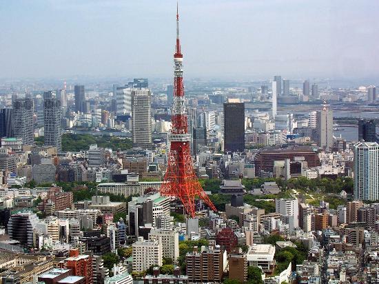 Préparation en direct de mon prochain voyage aux Etats-Unis ! - Page 4 Tokyo-tower-from-roppongi