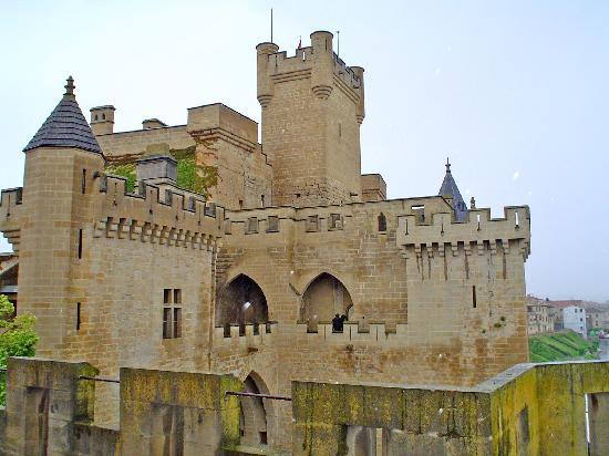 Tvrđave i dvorci - Page 2 El-palacio-visto-desde