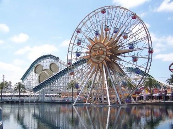 Disney California Adventure, Californie / USA California-adventure