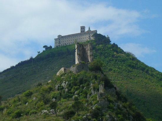 Bon Mardi Rocca-janual-e-montecassino
