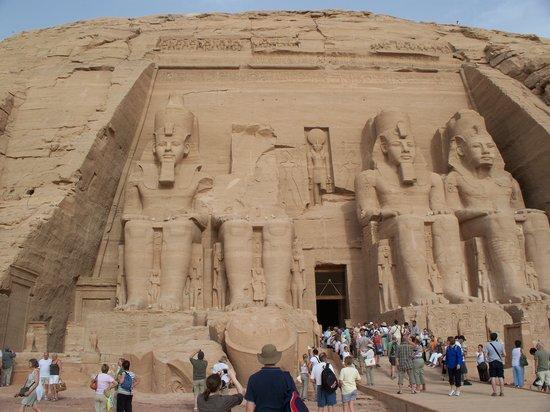 Egypt Tourism's Photos Abu-simbel