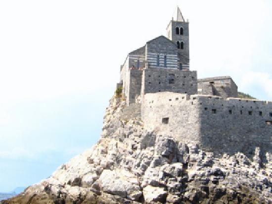 La chiesa di gara 38 Portovenere-la-chiesa