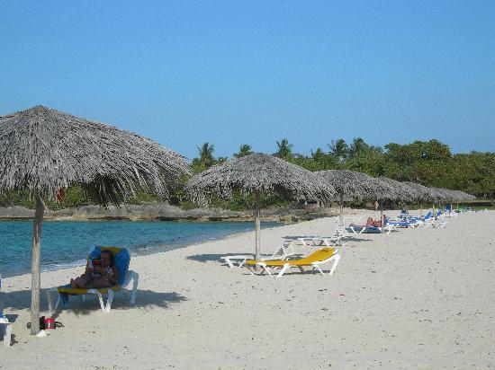 Hotel Islazul Villa Don Lino***Rafael Freyre Busy-beach-ha