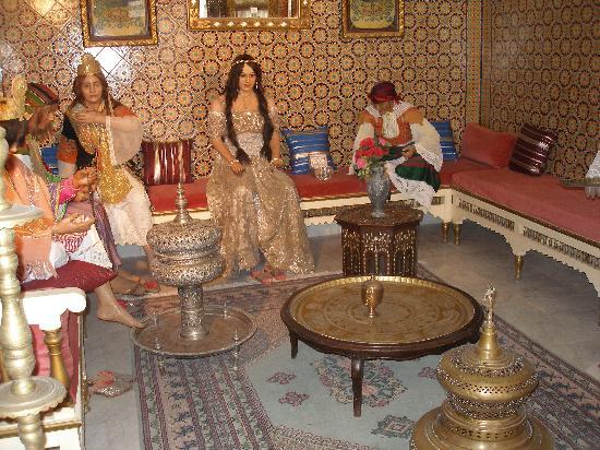 صور من متاحف دار شريط بتوزر التونسية ؟؟؟  Le-musee