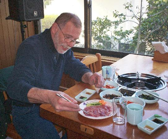 La preparación del Sashimi / Plato de Pescado Crudo Digno al Paladar Fuente de origen: www.enciclopediadegastronomia.es Pheasant-sashimi-and