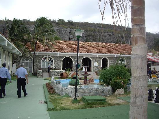 Hotel Bucanero***playa Bucanero Lobby-and-specialty-restaurant