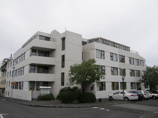 Hospital de Forks Hospital-like-guesthouse