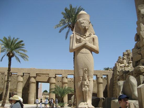 Egypt Tourism's Photos Luxor-temple
