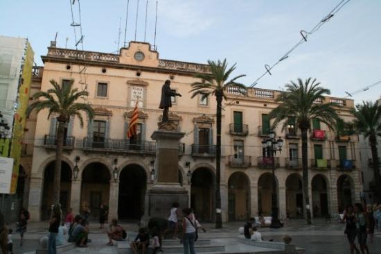 [Off Topic] Los lugares mas bonitos de tu ciudad! Vilanova-i-la-geltru