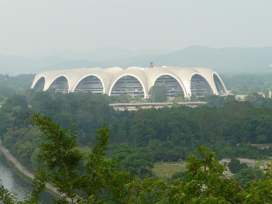 Severna Koreja Pjong-jang-kim-il-sung
