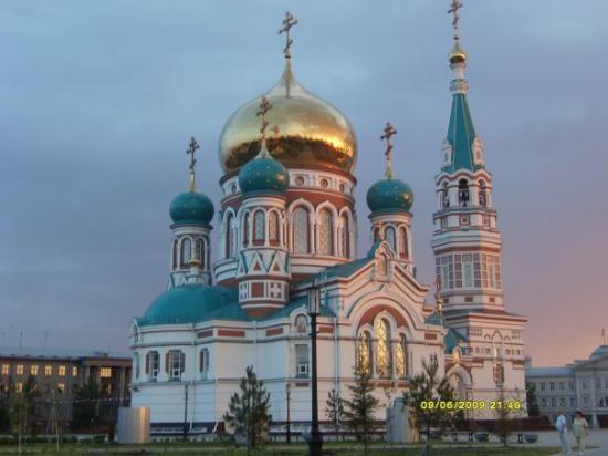 un bâtiment -  ajonc -  23 décembre trouvé  par Jovany Omsk