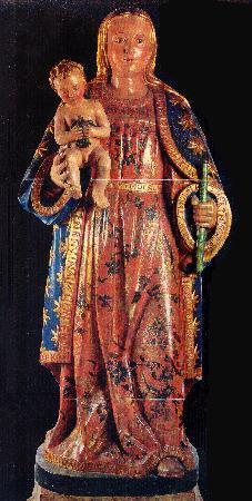 Aborígenes Canarios Virgen-de-candelaria