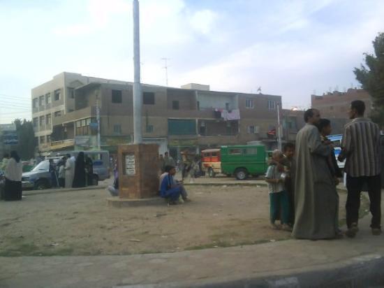 صور من مدينة الفيوم Al-fayyum