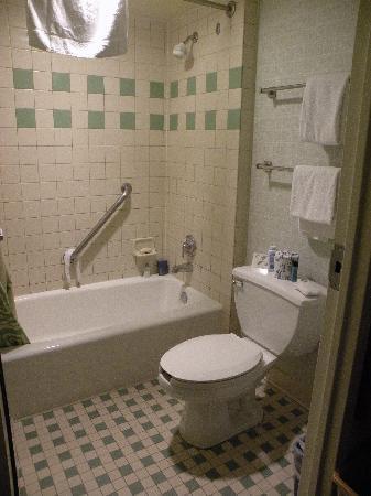 Pré-trip [WDW+UNIVERSAL] 01-09-2010 au 15-09-2010 : Préparation du trip + en bonus, DVD de promotion de WDW 2010 (page 5) Bathroom