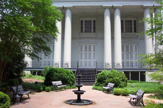 Biały Dom w stanie Virginia White-house-of-the-confederacy