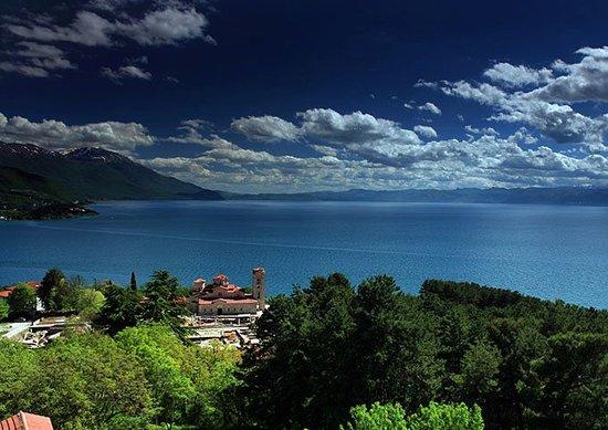 Makedonija Sunny-lake-hostel