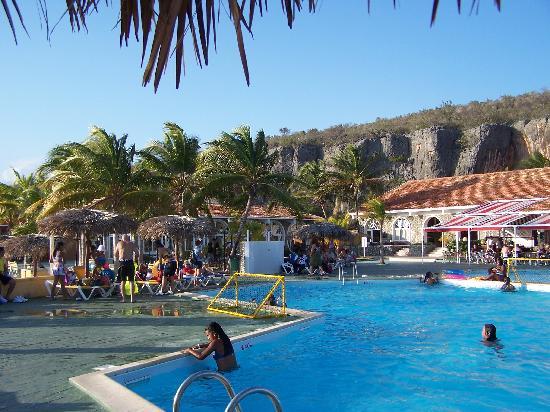 Hotel Bucanero***playa Bucanero Pool-bar