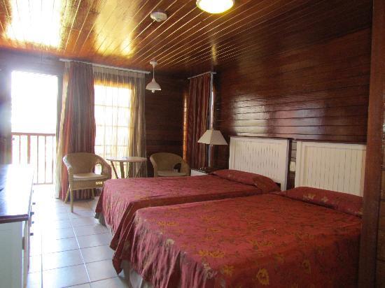 Hotel Islazul Villa Don Lino***Rafael Freyre La-chambre-dans-les-bugallows