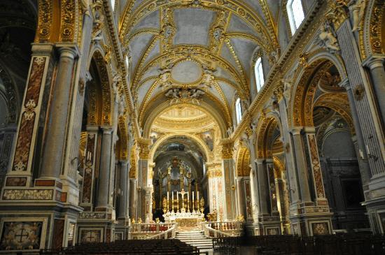 Bon Mardi The-abbey-of-montecassino