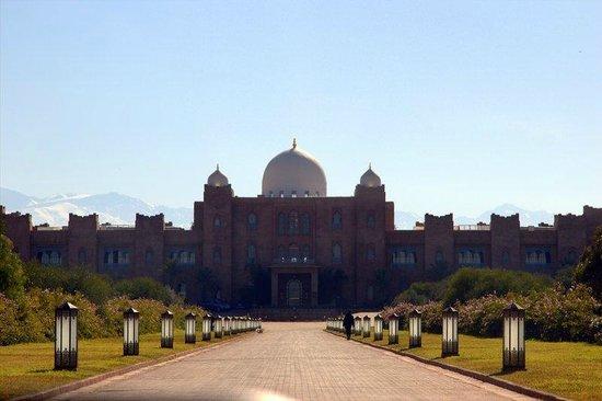 المدن المغربية المحتضنة لكاس العالم للاندية Taj-palace-marrakech