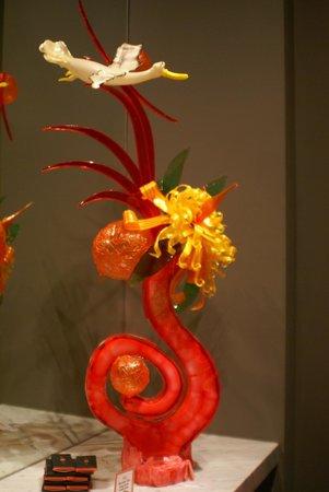 Skulpture od šećera Coco-love
