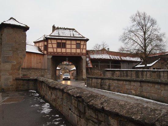 Nemačka  Rothenburg-ob-der-tauber