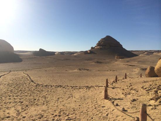 صور من مدينة الفيوم Wadi-hetan