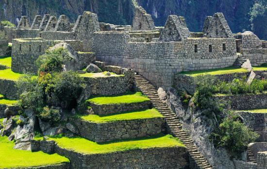 Los mejores sitios de interés turístico del planeta Machu-picchu