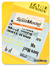 Spotmodel -> Newsletters 2014 TABU20005