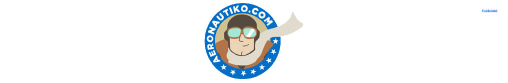 Aeronautiko newsletters Cabecera