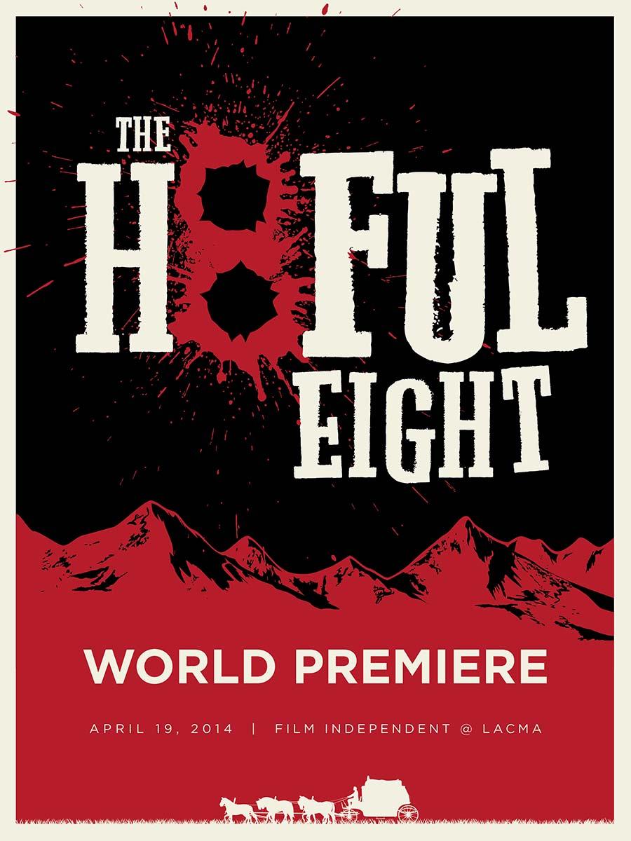 Quentin Tarantino:The Hateful Eight (2015) - Página 4 Hateful