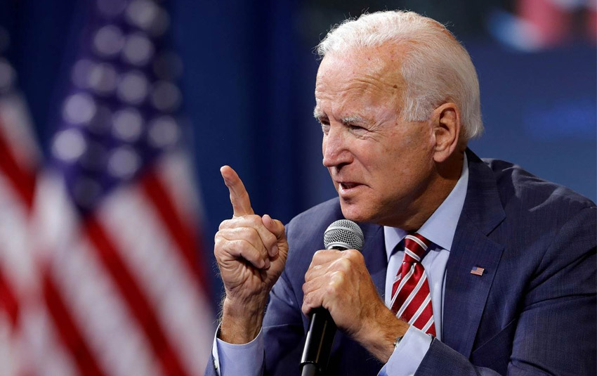 US report: Biden cannot return to the nuclear deal with Iran Untitled-117