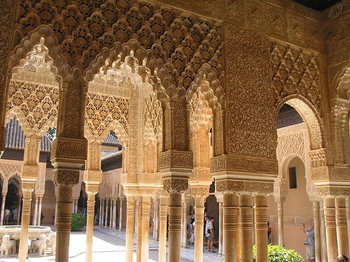 قصر الحمراء شاهد على روعة الحضارة الإسلامية  Hamrraa%20%2810%29