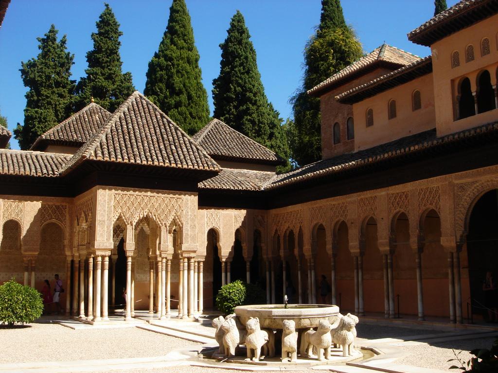 قصر الحمراء شاهد على روعة الحضارة الإسلامية  Hamrraa%20%2816%29
