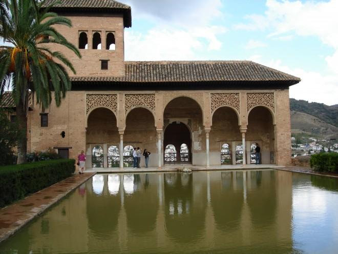 قصر الحمراء شاهد على روعة الحضارة الإسلامية  Hamrraa%20%2821%29