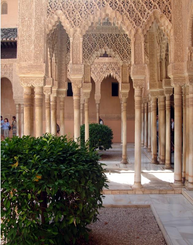 قصر الحمراء شاهد على روعة الحضارة الإسلامية  Hamrraa%20%2828%29