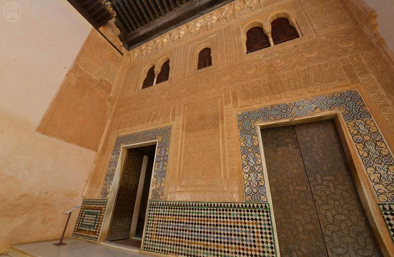 قصر الحمراء شاهد على روعة الحضارة الإسلامية  Hamrraa%20%284%29