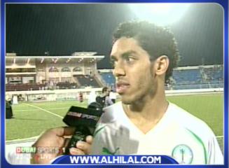 ملخص مبارة المنتخب والامارات والف مبروك  GulfCup20-A1-SemiFinal-UAE0-1KSA-Abd-alaziz