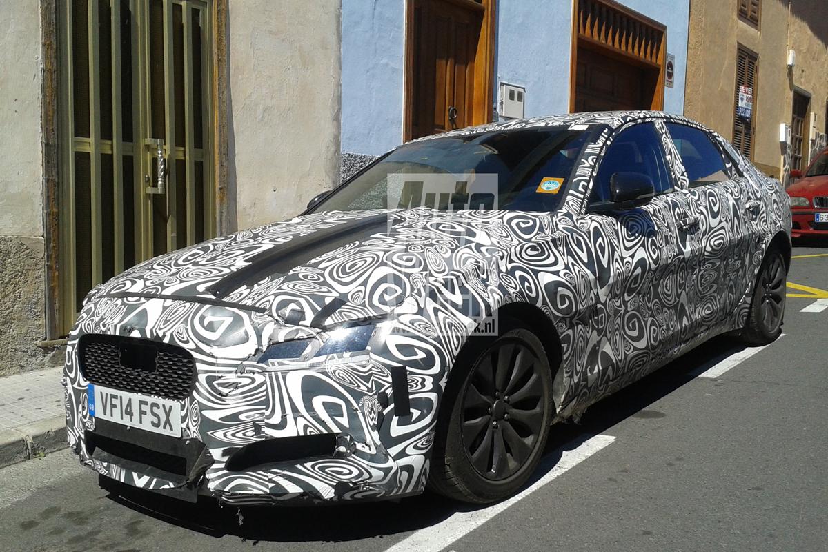 2016 - [Jaguar] XF II [X260] - Page 3 63wy7p3b48wc