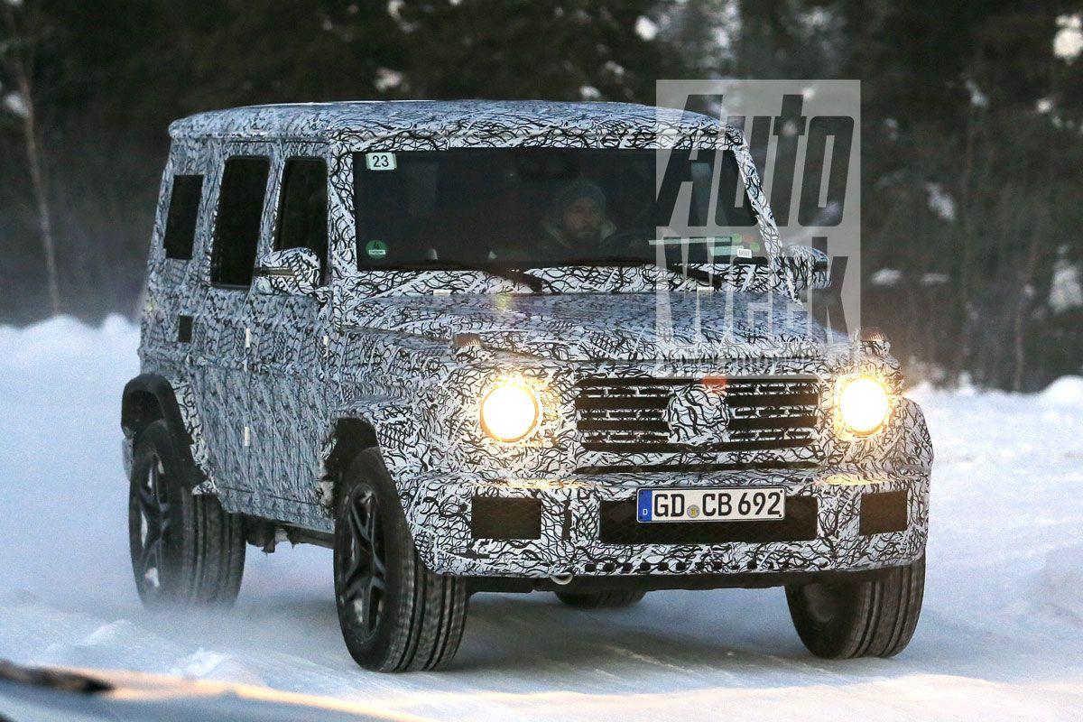 2017 - [Mercedes-Benz] Classe G II - Page 2 Cp3ysw5briag