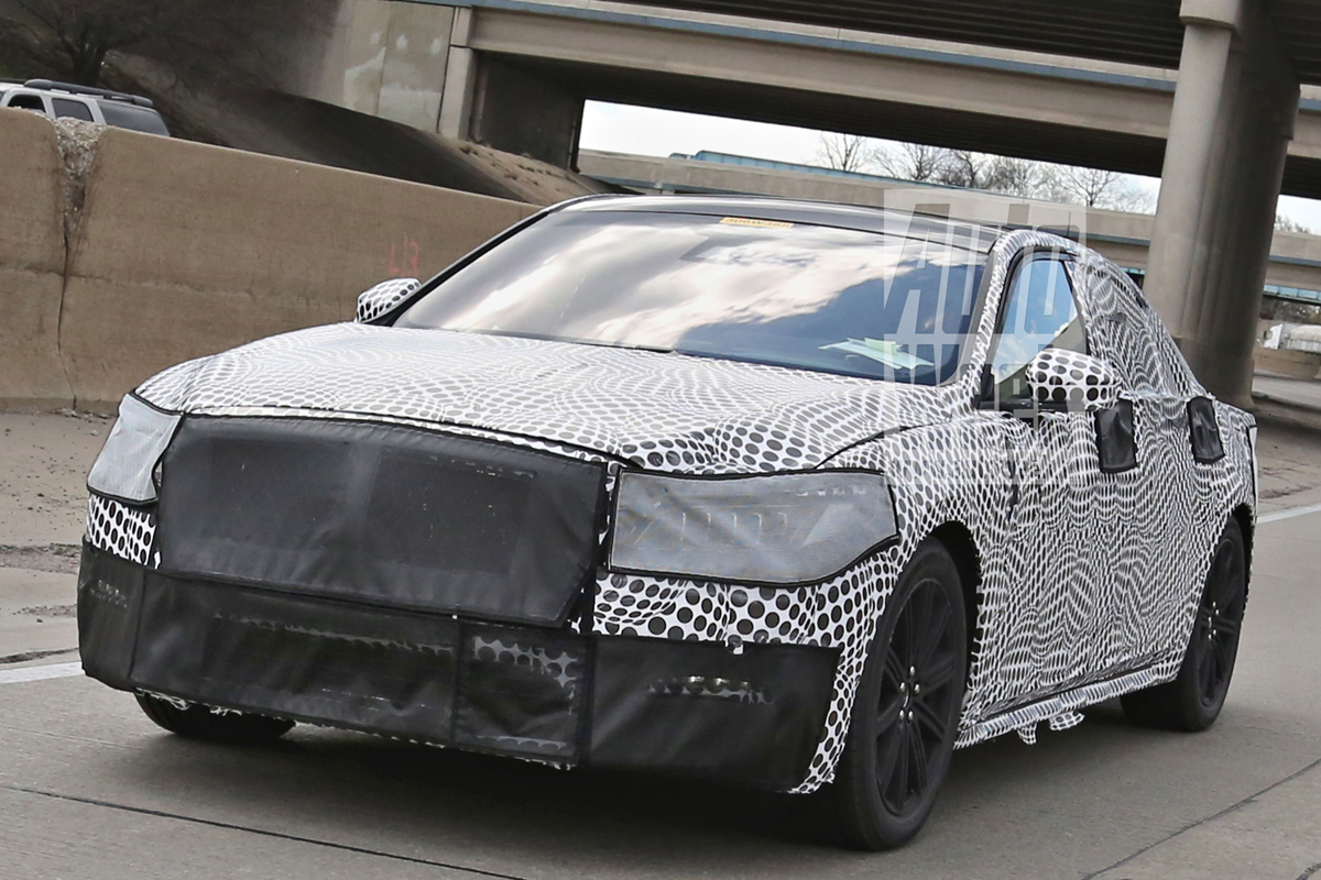 2016 - [Lincoln] Continental Fksyhvsb9vfw