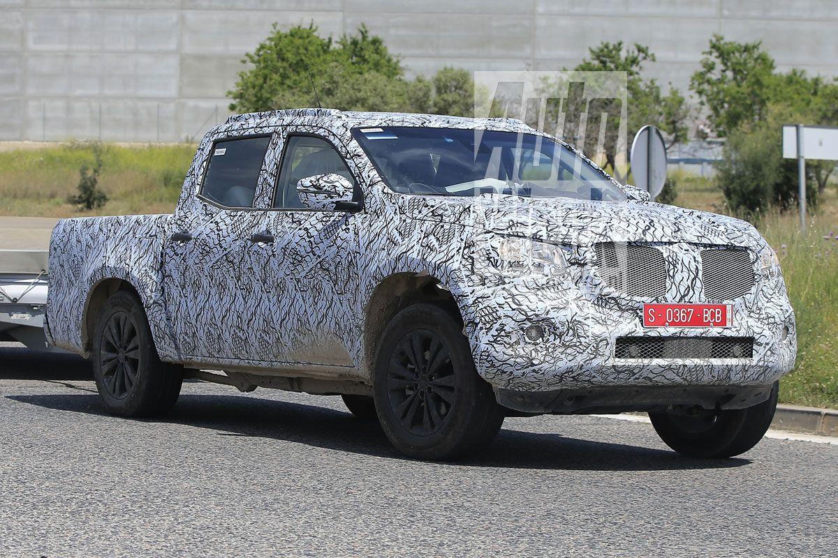 2017 - [Mercedes] Classe X Pickup - Page 3 Flayzp2b57q2