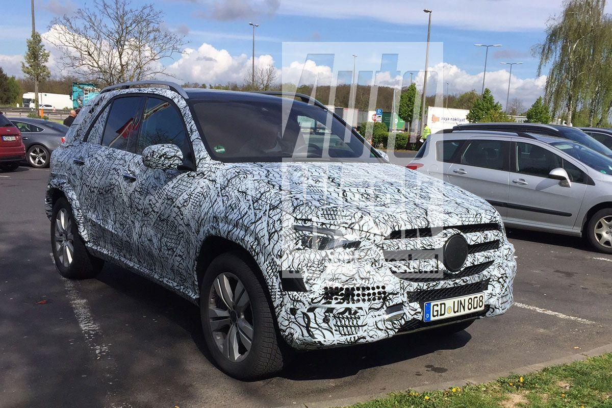 2018 - [Mercedes] GLE II ( ML IV ) - Page 2 L1gyjdbb8e67